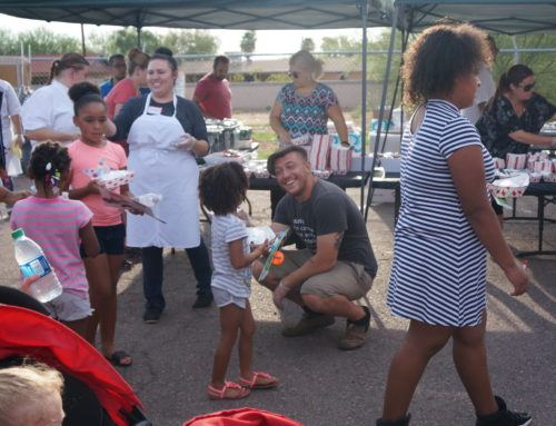 Santa Barbara Catering Gives Back at Fourth Annual Tools for Schools Event in Phoenix