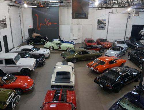 Lusso Fine Motorcars – North Scottsdale Venue