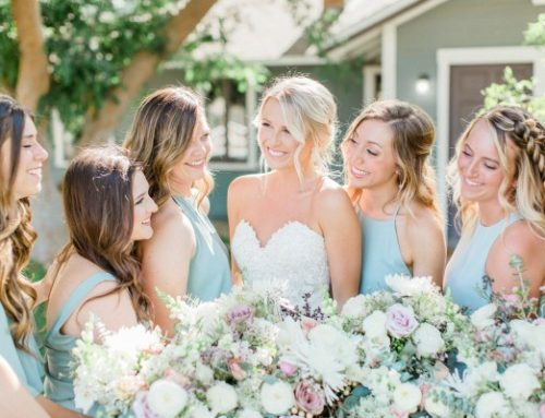 Naturally Rustic Wedding at The Farm at South Mountain
