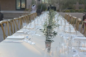 Italian dinner event Phoenix